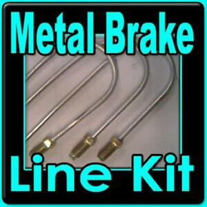 Brake line kit Full Size Buick 1939-1940-1941-1942-1946-1947-1948-1949