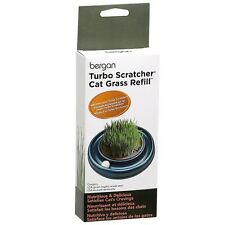 Bergan Turbo Scratcher Star Chaser Cat Grass Refill