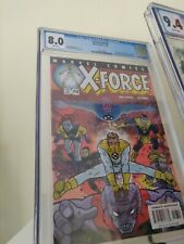 X-Force #116...CGC 8.0 NM/M...First appearance of U-Go Girl, Anarchist and Doop