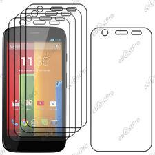 5 Film Protection Ecran Transparent Cristal Accessoire Motorola Moto G XT1032