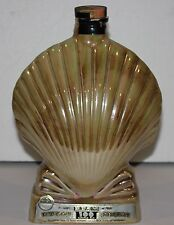 Florida Sea Shell Headquarters of the World James B. Beam Decanter 1968
