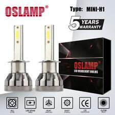 MINI H1 LED Car Headlight Bulbs Kit 1500W 225000LM Hi/Lo Beam Lamps 6000K White
