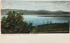 Early Lower Richardson Lake Rangeley Territory Postcard Undivided