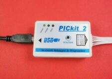 Enhanced Microchip PIC Emulator PICKit2 Programmer + USB Cable + ICSP Cable