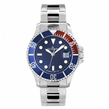 Dugena 4460511 Diver Buzo Hombre Reloj para buceo hasta hasta 30 atm