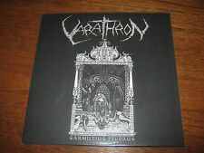 "VARATHRON ""Sarmutius Pelorus"" LP  thou art lord rotting christ"