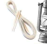 ERSATZ DOCHT METERWARE für Feuerhand 276 Sturmlaterne Petroleum Lampe Germany!