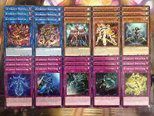 Yugioh Altergeist 20 Card Deck Core Hexstia Silquitous Protocol Manifestation NM