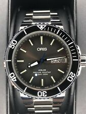 ORIS Aquis Hammerhead Limited edition Of 2000 Great Condition On Bracelet