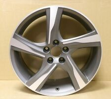 "GENUINE ORIGINAL OEM VOLVO XC60 18"" ALLOY WHEEL RIM R-DESIGN 31362188 GREY CUT"