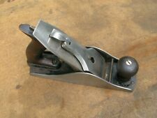 Stanley Bailey No 4 1/2  Smooth Plane  Made In USA Low Front Knob