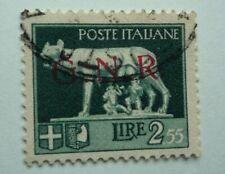 RSI lire 2,55 verde grigio n° 483 usato