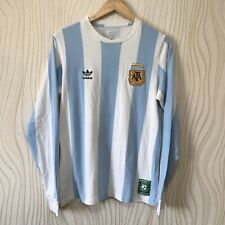 ARGENTINA FOOTBALL SHIRT SOCCER JERSEY ADIDAS ORIGINALS