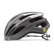 Giro Foray MIPS Cycling Helmet (Matte Titanium/White / Medium Size)