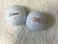 """24 Titleist  """"TruFeel"""" 5A(AAAAA) Golf Balls"""