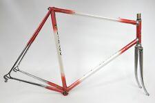 Colnago Super Rennrad Stahl-Rahmen, RH-60cm, Columbus Profil-Rohr (86)