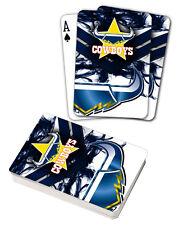 NRL North QLD Cowboys Deck Playing Cards Poker Mascot Cards Xmas Birthday Gift