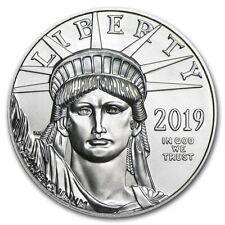 2019 1 oz Platinum American Eagle BU - SKU #181978