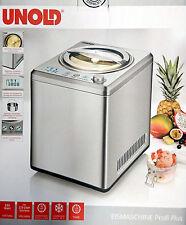 UNOLD Eismachine Profi plus 48880 - 2 5l