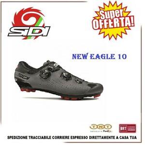 SIDI Eagle 10 Schuhe MTB Fahrrad Radsport Von Fahrrad Mountain Bike Sport Herren