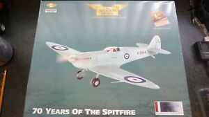 BNIB Corgi 70 Years of the Spitfire Limited Edition Supermarine Type 300