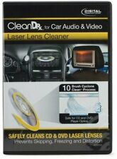 Laser Lens Cleaner For Automotive Car CD DVD Players Computers XBOX 360 PS 1 2 n