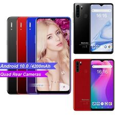 Blackview A80 A80 Pro Téléphone 4G Mobile Smartphone Dual SIM 13MP Débloqué