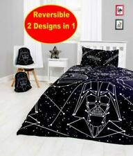 STAR WARS DUVET COVER SET - EPISODE VIII STELLAR KIDS REVERSIBLELE BEDDING SET