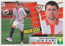 N°03 RUSESCU # ROMANIA SEVILLA.FC ULTIMOS FICHAJES STICKER PANINI ESTE LIGA 2014