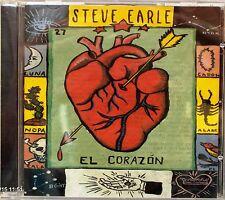 Steve Earle - El Corazón (El Corazon) (CD 2000)