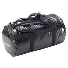 Caribee Kokoda 65L Heavy Duty Tarpaulin Water Resistant Duffel Bag BLACK