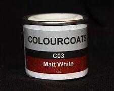 Colorcoats Matt White - (C03)