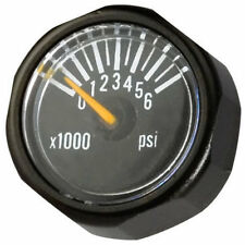 Empire Micro Gauge - 0-600psi - Paintball
