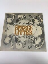 The Litter Emerge LP 1969 Probe Records CPLP 4504 VG Psychedelic Rock Acid Rock