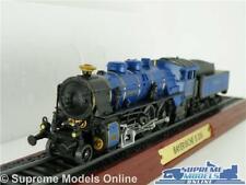 BAYERISCHE S 3/6 MODEL STEAM TRAIN BLUE 1:100 APPROX LOCO STATIC DISPLAY K8