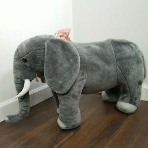 Melissa and Doug Elephant Stuffed Animal