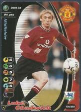 Football Champions WOTC 2001//2002  Mikael Silvestre