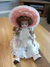 Antique Reproduction Doll