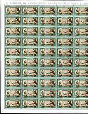 ITALIEN 1932 407 ** POSTFRISCH per 50 BOGEN ca 900€+(S9016
