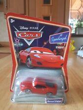 Disney Pixar Cars - Ferrari F430 - early international Supercharged card