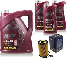 Ölwechsel Set 8L MANNOL Energy Combi LL 5W-30 Motoröl + SCT Filter KIT 10200978