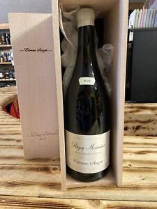 Puligny-Montrachet 2018 Etienne Sauzet Magnum 1,5 L Grand Vin De Bourgogne