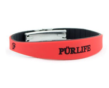 Authentic Pur life Negative Ion Bracelet EXCEL Red & green Purlife BALANCE
