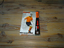 FRANK DE BOER (4) HOLLAND - KNVB2000 AUTOGRAPHCARD **
