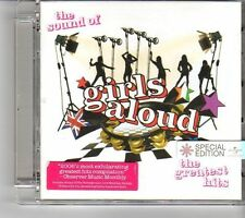 (FK81)  Girls Aloud, The Sound Of... The Greatest Hits - 2006 CD