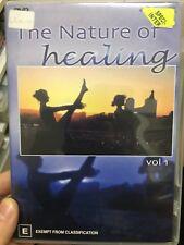 The Nature Of Healing Volume 1 ex-rental region 4 DVD (rare)