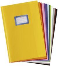 herlitz protège-cahier format A4, gaufré (raphia), PP, rose