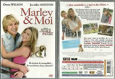 DVD - MARLEY ET MOI avec OWEN WILSON, JENNIFER ANISTON / COMME NEUF - LIKE NEW