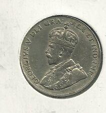 1931  Canada  5 Cent #2