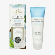 By Nature From New Zealand Coconut Oil + Hyaluronic Acid Hydrating Day Creme
